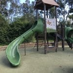 Treehouse Playground in Bronzewing Reserve