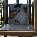 Digifuse Playground Panel with images of butterflies and creatures