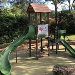 Bronzewing Reserve Treehouse Playground
