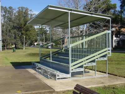 Penrith CC - Seating + Shelter 002